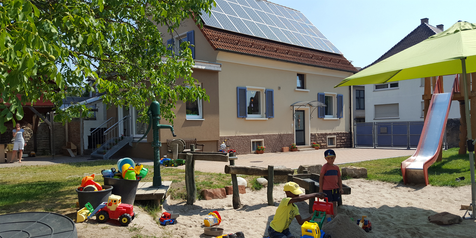 Villa Kunterbunt Bruchsal